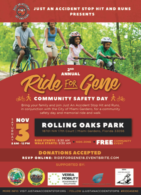 Bring the Entire Family to the 2nd Annual 'Ride For Gene' Community Fun Day featuring a 'Fight for Your Life' obstacle challenge