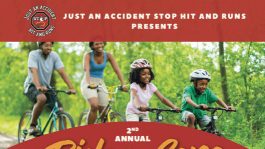 Just An Accident Stop Hit and Runs Presents: The 2nd Annual Ride For Gene to Stop Hit and Runs